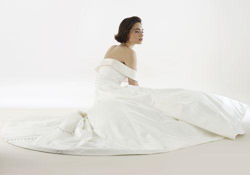 Steven Birnbaum Wedding Dress