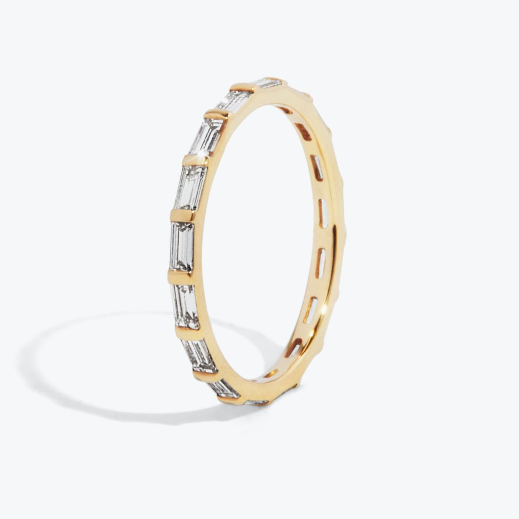 It is a graphic of The 49 Best Places to Buy Wedding Bands Online of 49