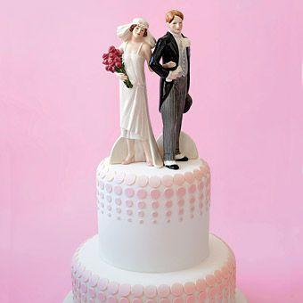 Bride Groom Cake Topper Ideas