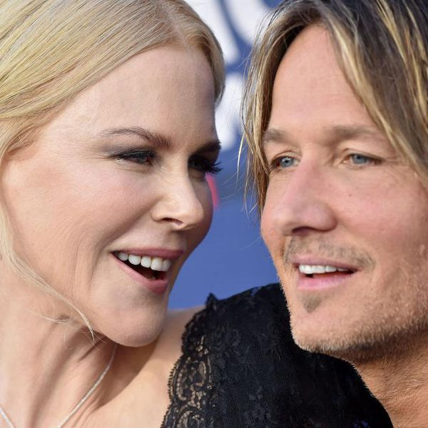 <p>Nicole Kidman and Keith Urban attend the 54th Academy of Country Music Awards in Las Vegas.</p>