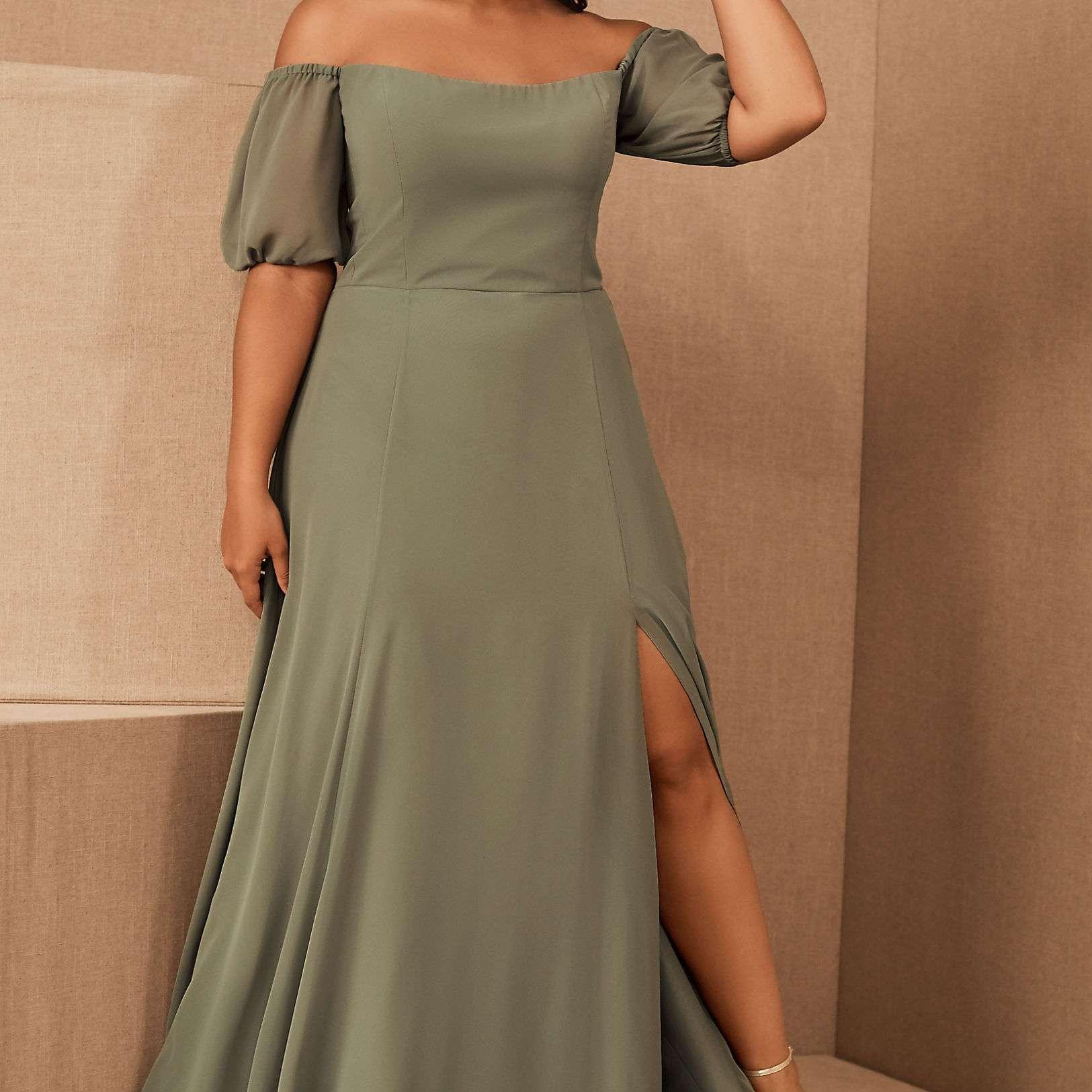 Jenny Yoo Jamie Dress, $285