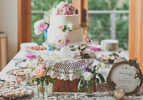Simple Stunning Weddings Showers