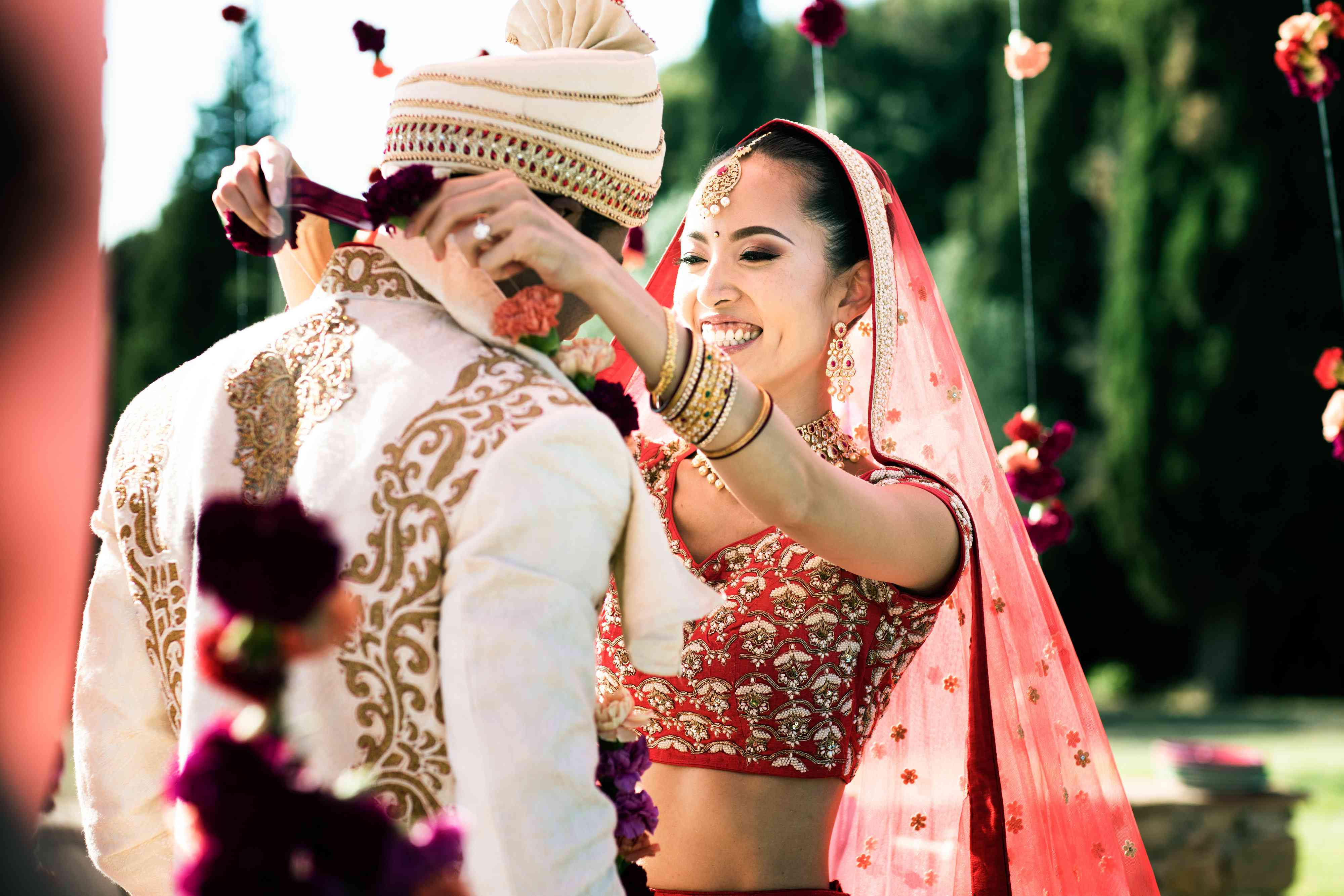 A Traditional Indian Wedding… In Tuscany!