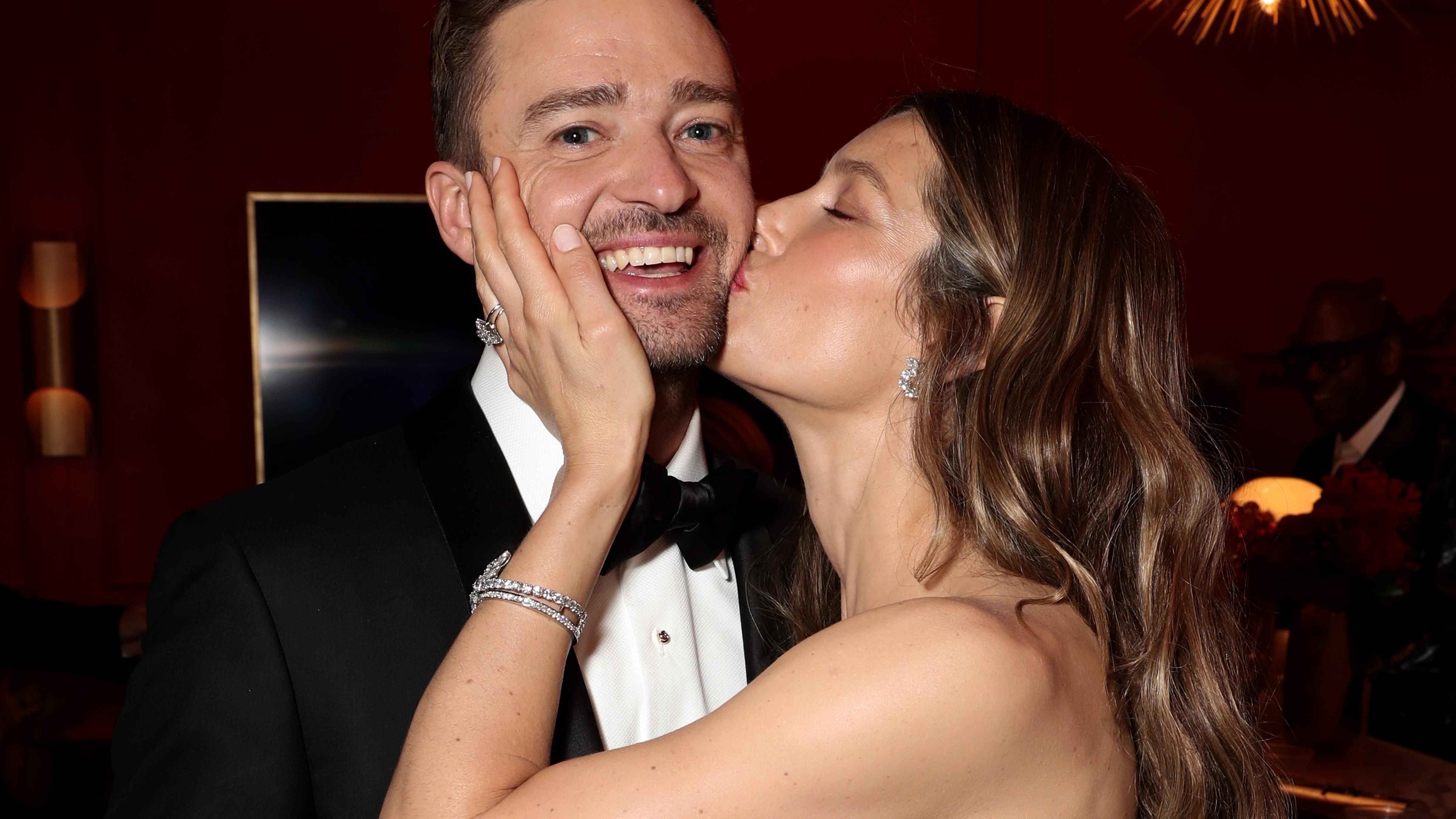 Jessica Biel And Justin Timberlake S 2012 Wedding Was A