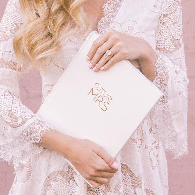 Wedding Planner and Journal Organizer
