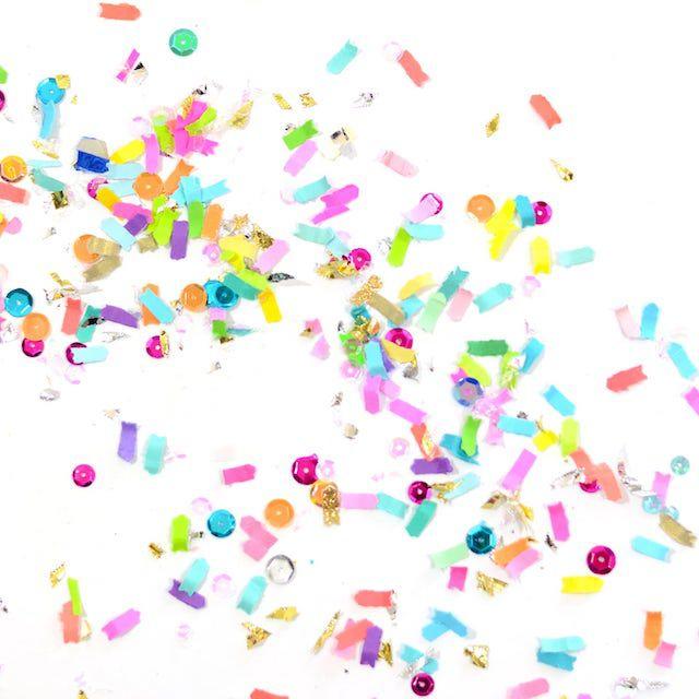 The Confetti Bar Custom Confetti Mix