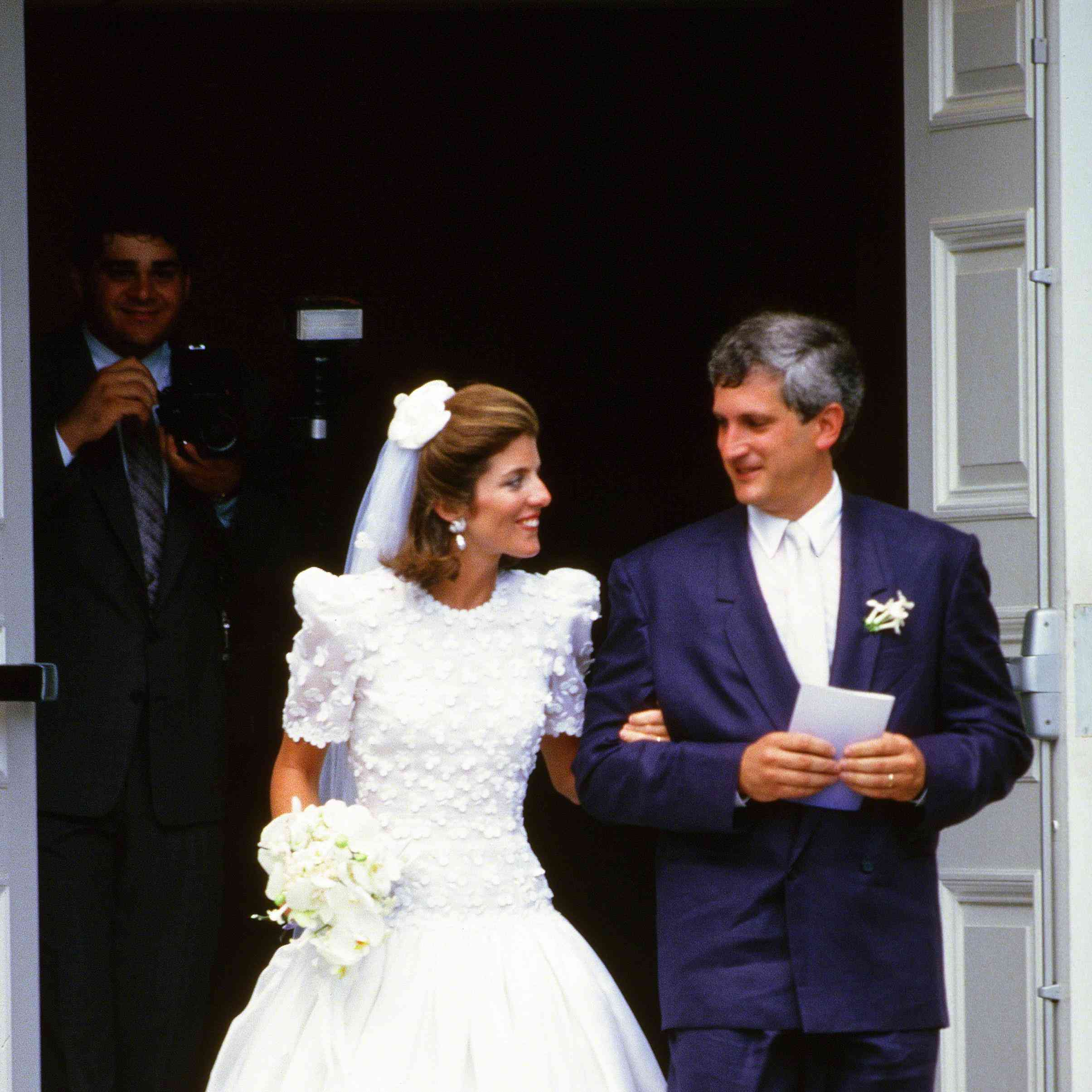 Wedding Gown Alterations Nyc: 5 Iconic Brides Who Wore Carolina Herrera