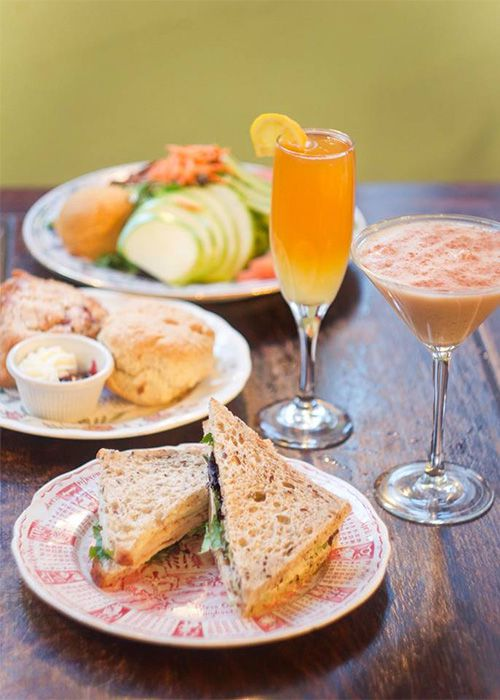 BRIDES New York: Best NYC Breakfast Spots for a Morning Bridal Shower