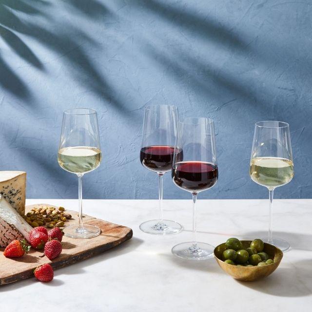 Schott Zwiesel Vervino Red & White Essentials Set of 6