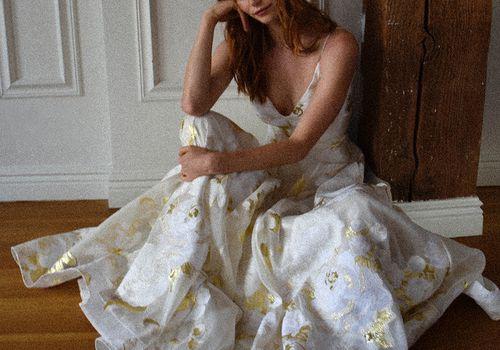 Dear Heart by Carol Hannah Wedding Dress