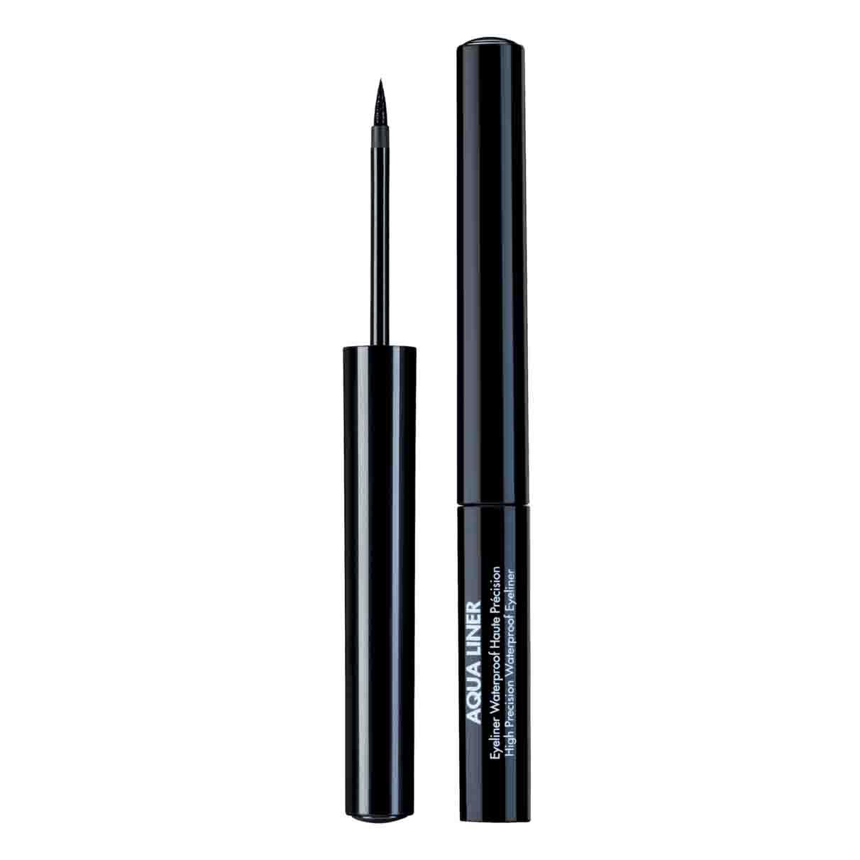 Liquid black eyeliner pen