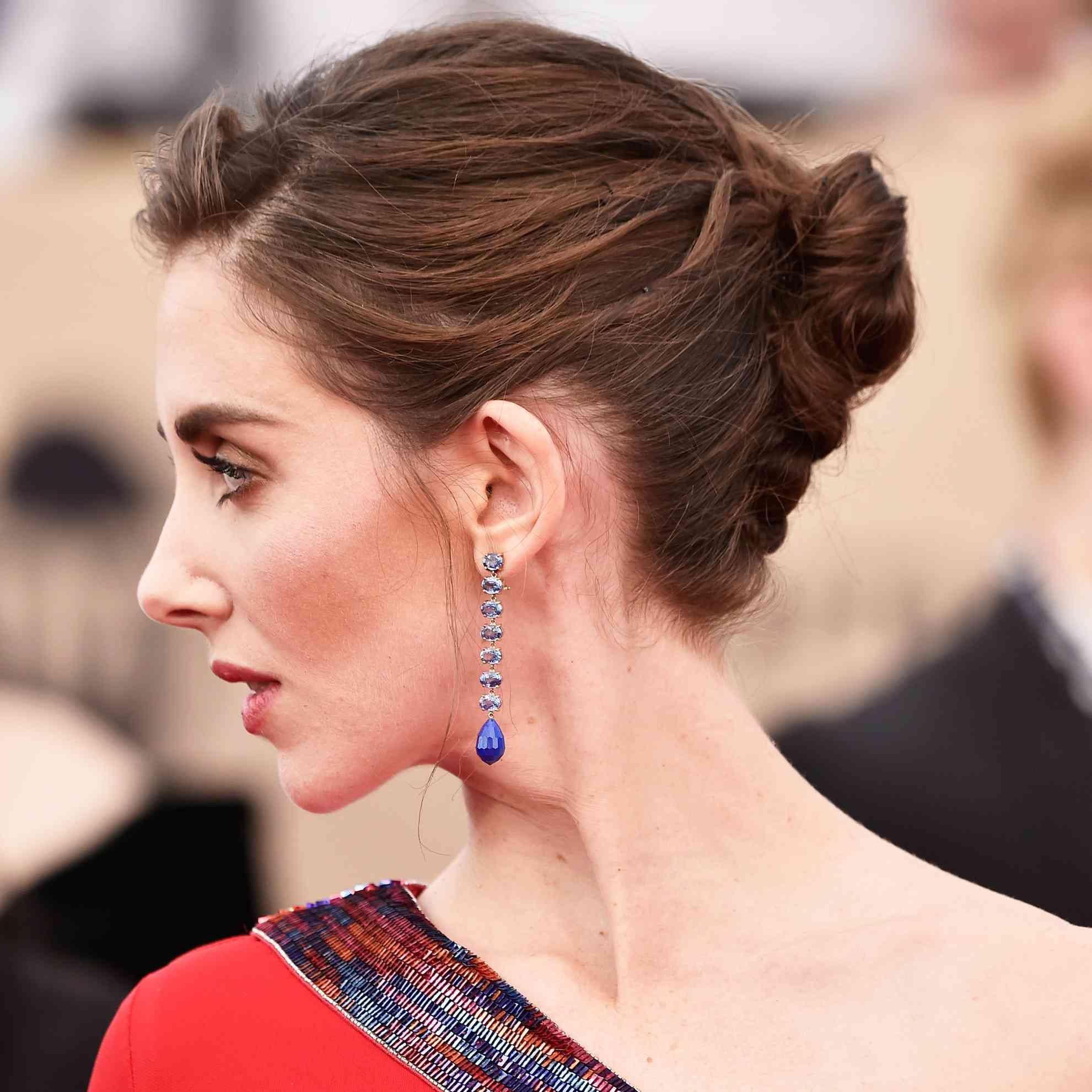 Celebrity Hairstyles For Weddings: 12 Celebrity Hairstyles To Inspire Your Wedding-Day Updo