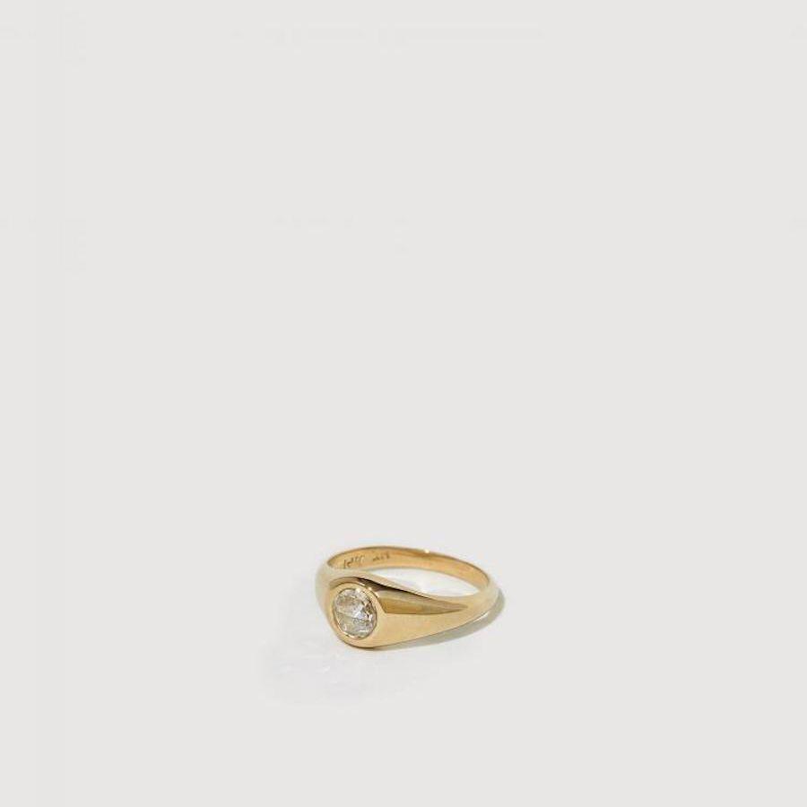 J.Hannah Demi Signet Ring
