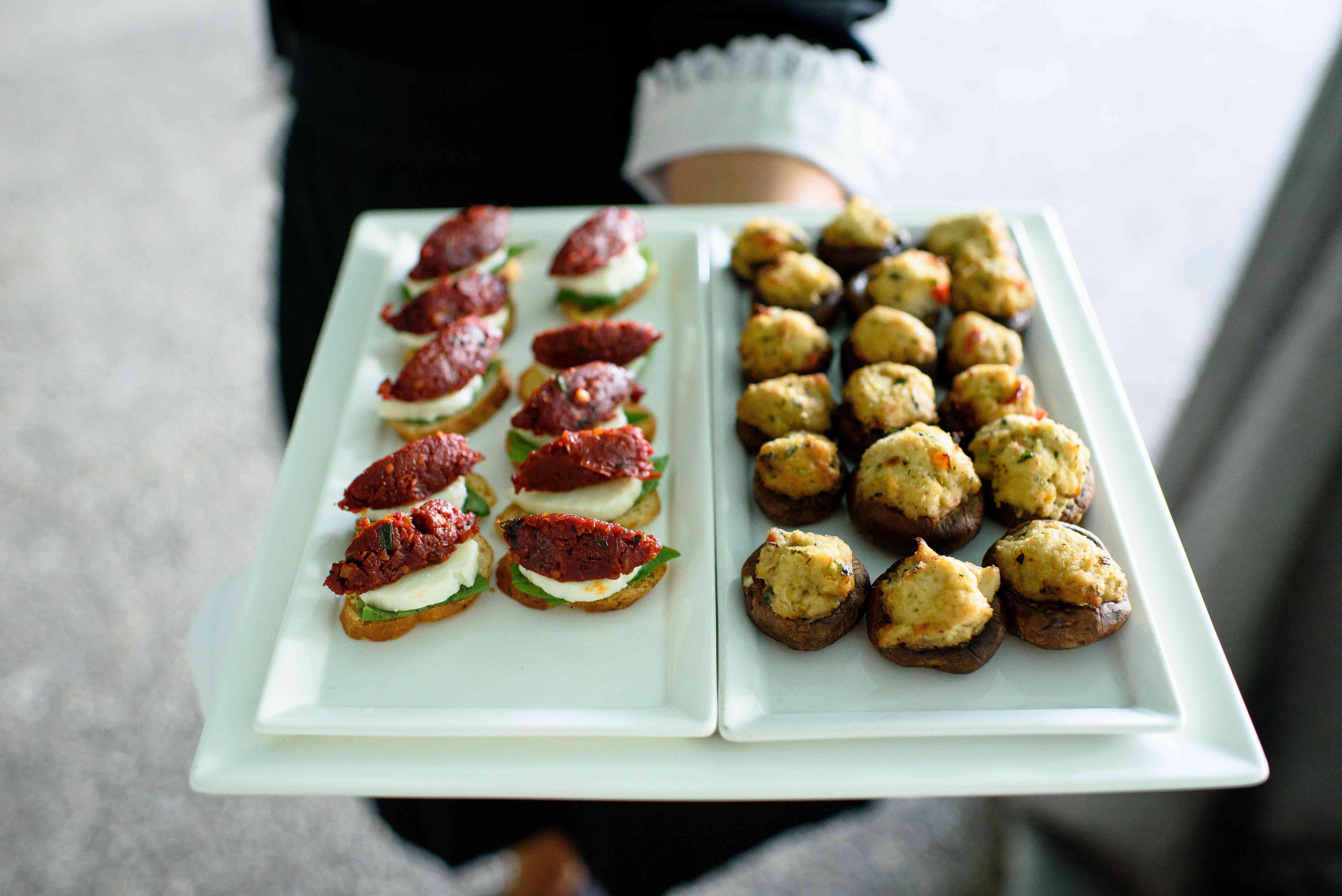 10 Wedding Appetizer Ideas for the Best Cocktail Hour