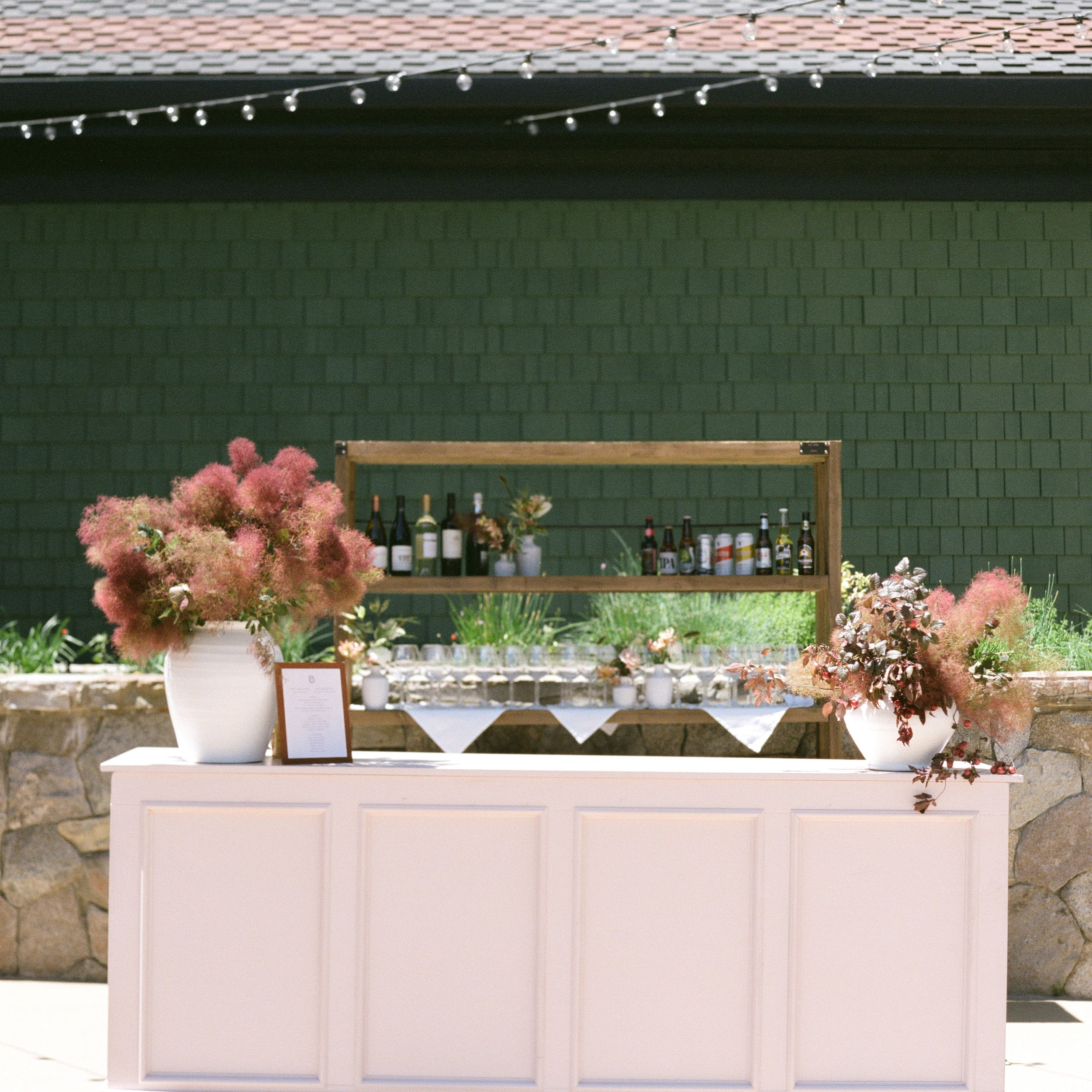 Bar Service Options for Your Wedding