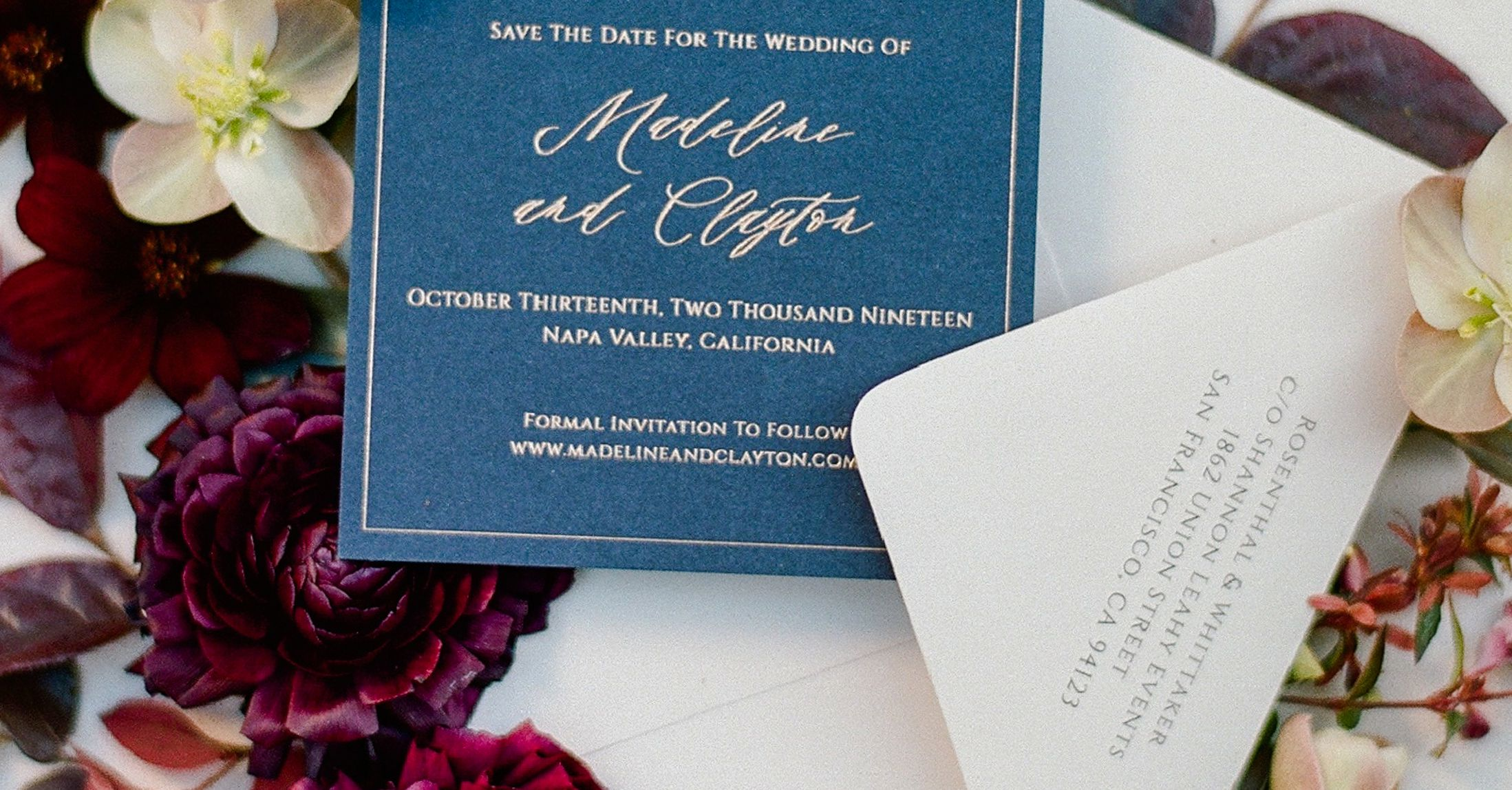 How To Address Your Save The Date Envelopes