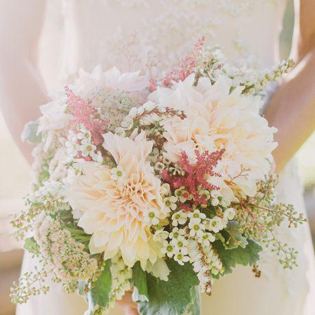 A romantic bouquet