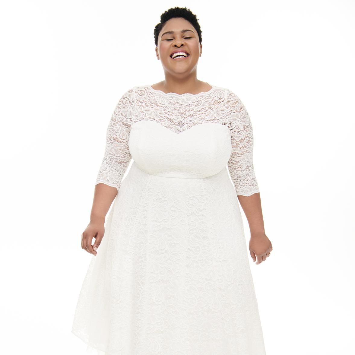 Plus-Size Brand Torrid Reveals New Wedding Capsule Collection