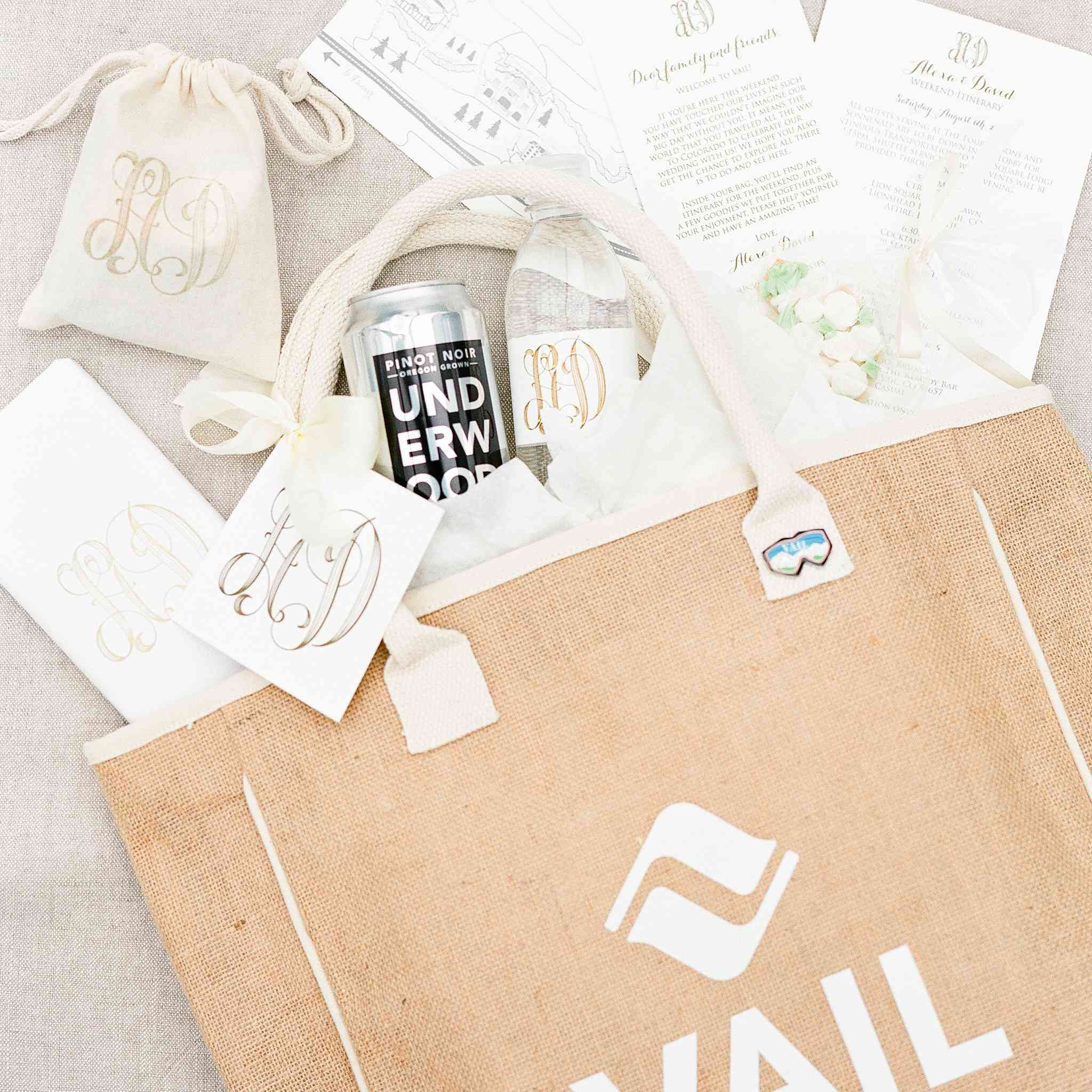 Vail Welcome Bag