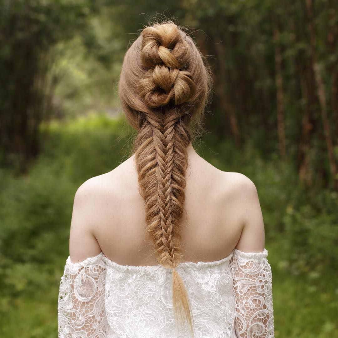 Braided Wedding Hair: 50 Braided Wedding Hairstyles We Love