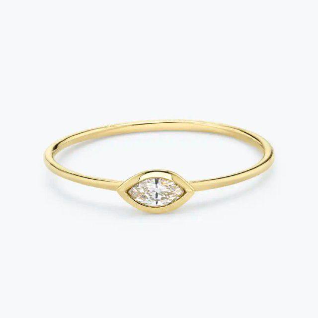 yellow band ring
