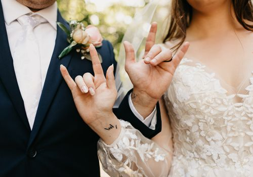 couple with matching tattoos