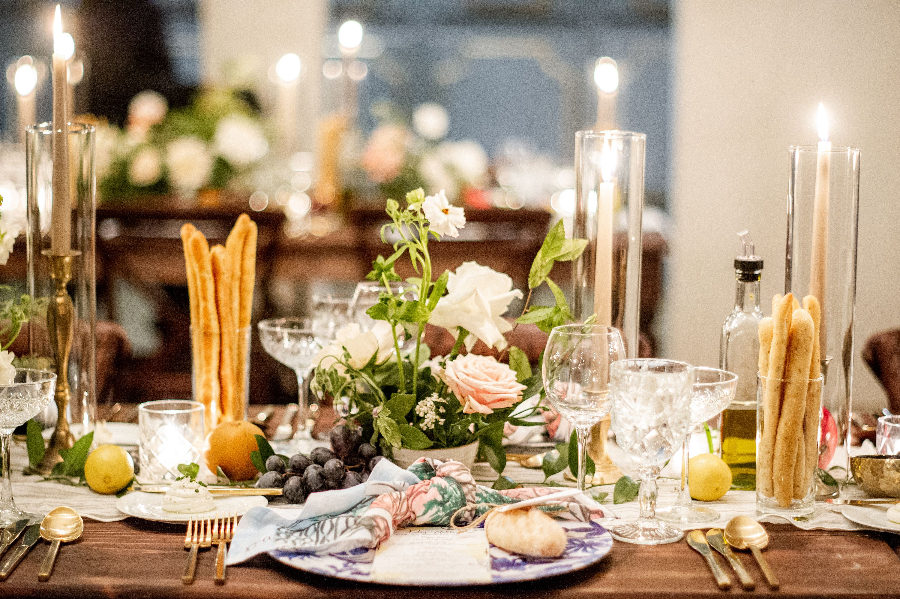 48 Centerpiece Ideas For Any Wedding Style, Dining Room Centerpiece Ideas Candles