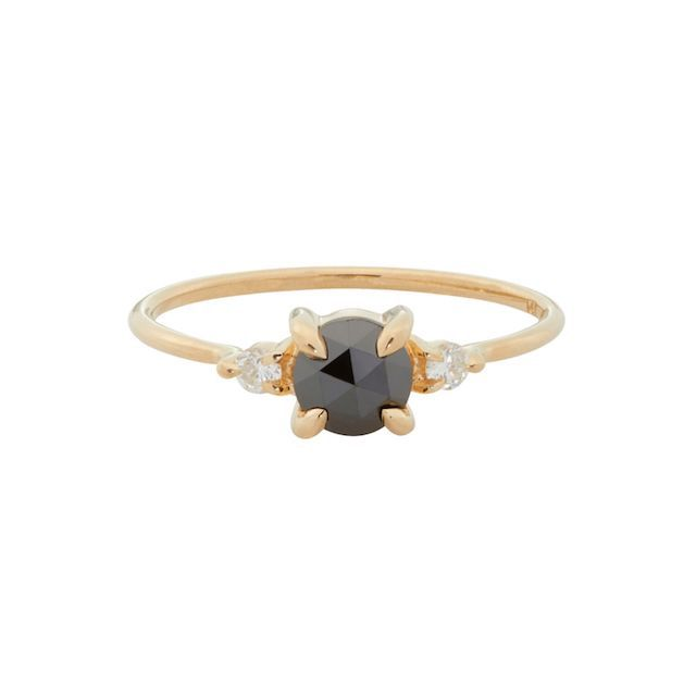 Catbird Odile the Swan Ring