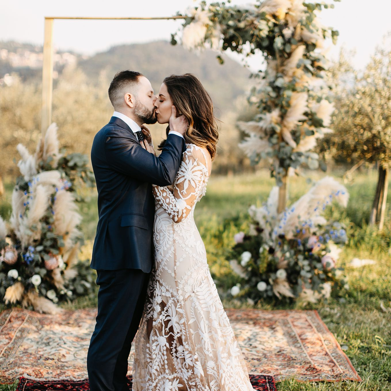18 Stunning Boho Wedding Ideas