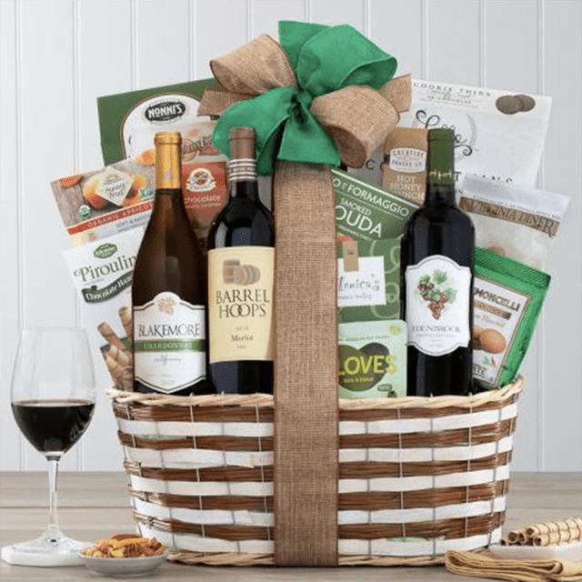 Wine Country Wine Trio Box
