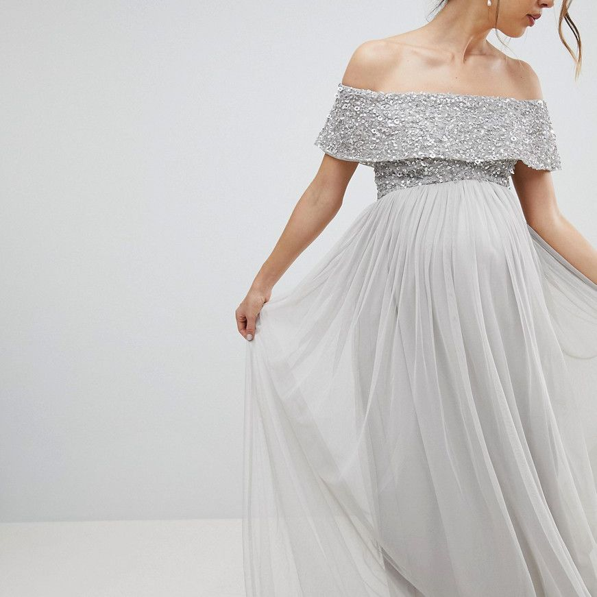14 Maternity Bridesmaids Dresses For Your Pregnant Bridesmaid