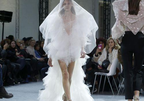 Alexandre Vauthier bride