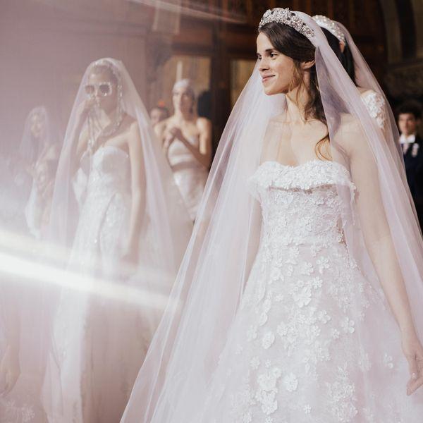 Bridal Fashion Week 2019: Fall Collection | Brides