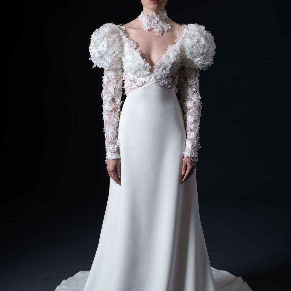 Isabelle Armstrong Lugo Wedding Dress