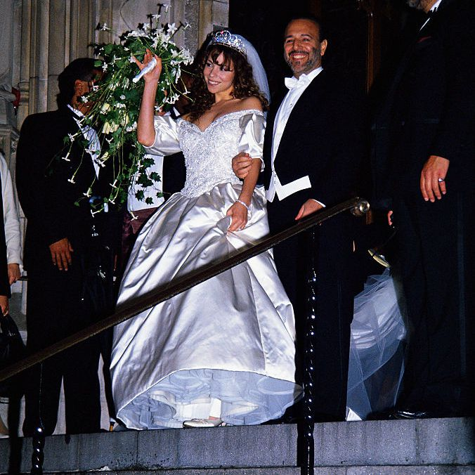 mariah carey husband and wedding