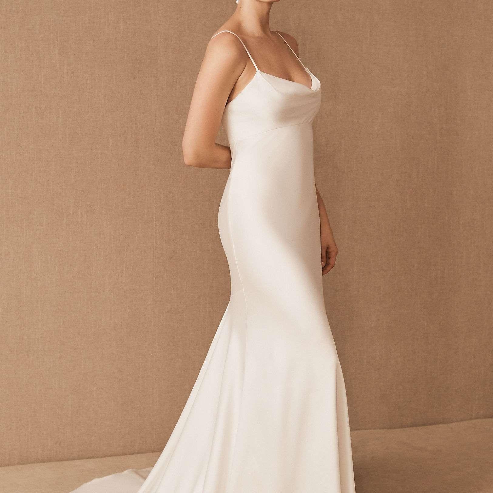 The 29 Best Simple Wedding Dresses Of 2020,Stunning Wedding Guest Dresses Uk