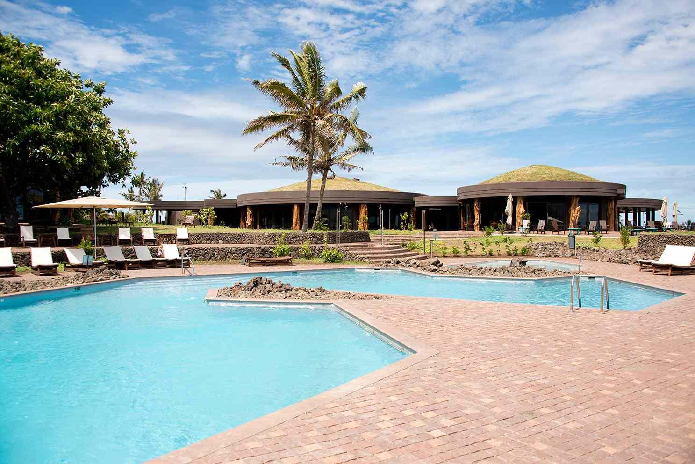 Hotel Hangaroa Eco Village & Spa, Easter Island, Chile