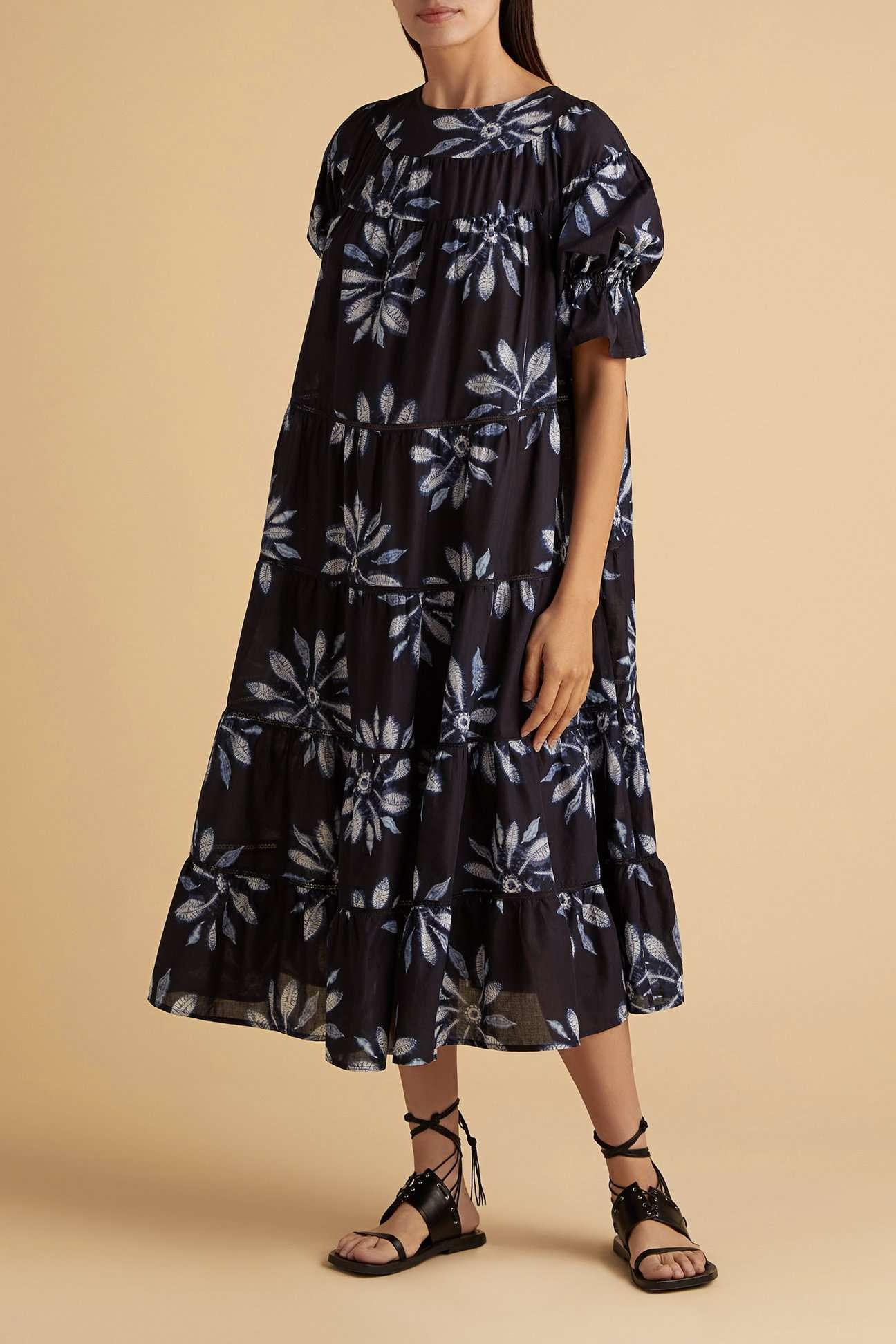 Merlette Paradis Shibori Dress $460