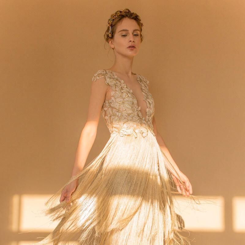 63 Reception Wedding Dresses For Brides Planning A Second Look