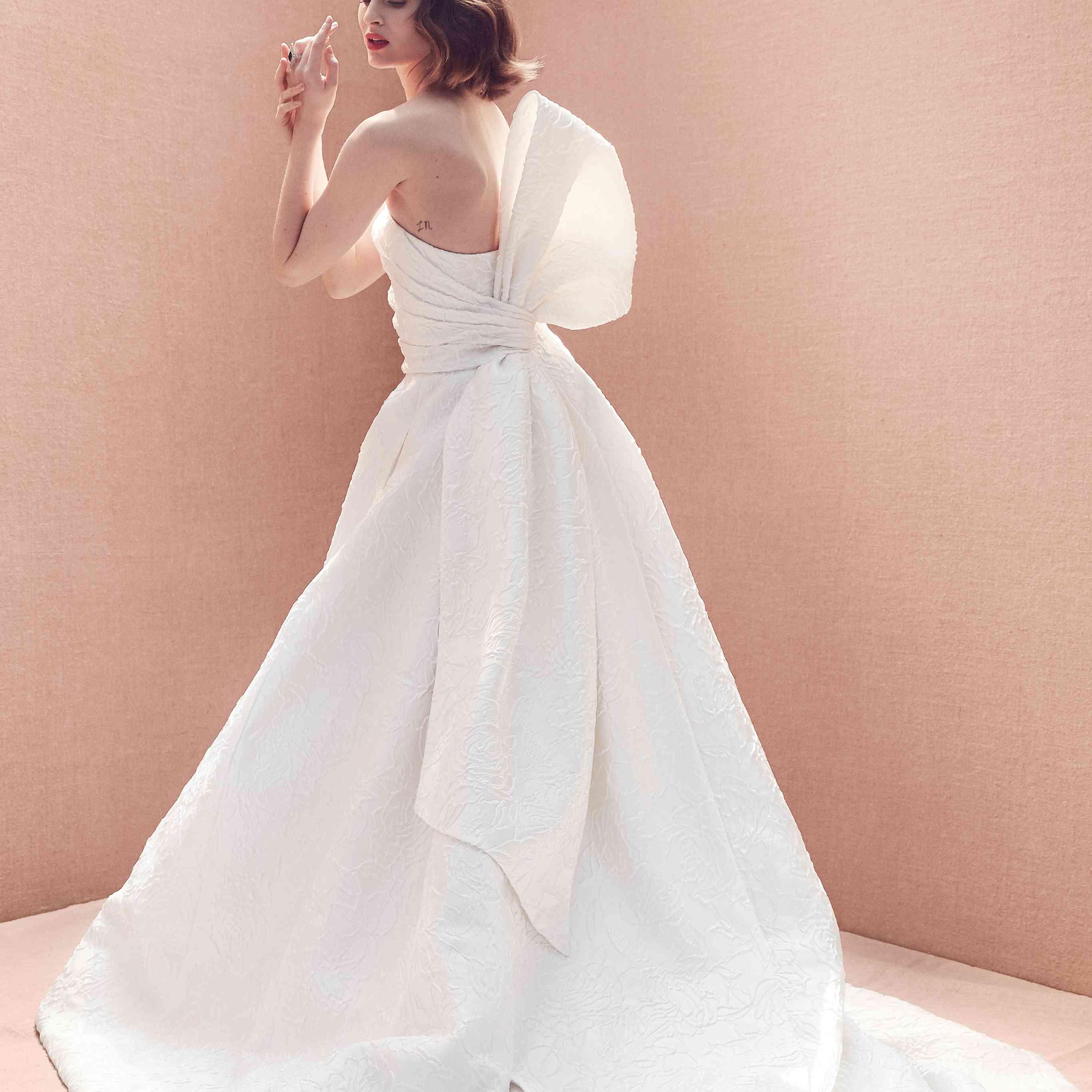 Wedding Gown Alterations Nyc: Oscar De La Renta Bridal Spring 2020