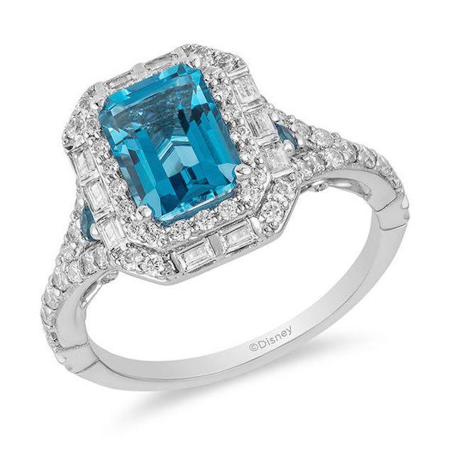 Zales Enchanted Disney Cinderella Ring