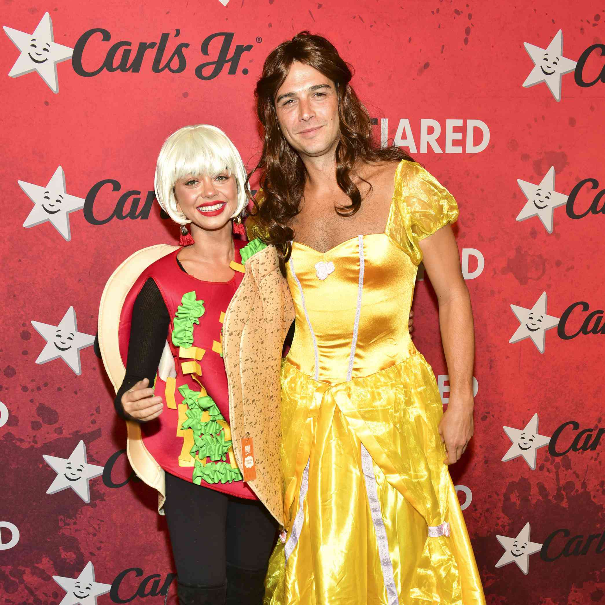 Halloween Bridesmaid Costumes.The Best Celebrity Couples Halloween Costumes Of 2018
