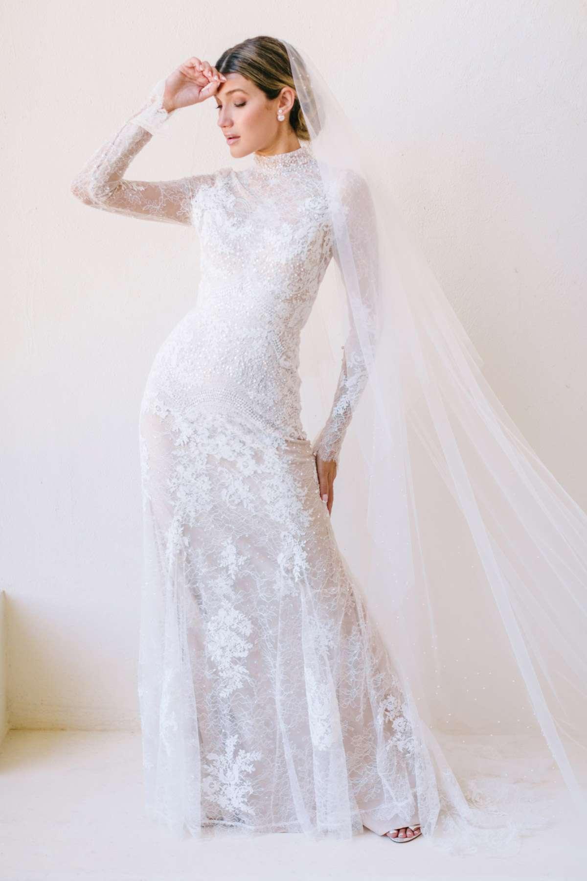 Watters Frances Wedding Dress