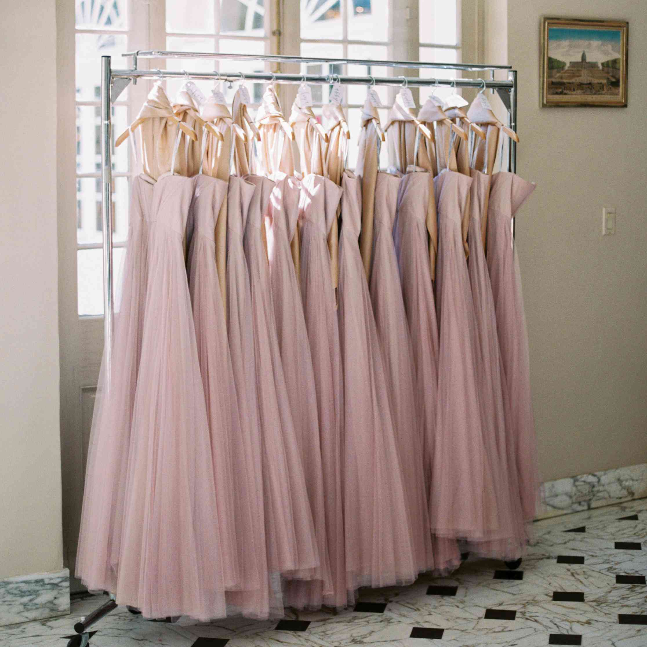 Average Bridesmaid Dress Cost: How Much Should They Spend?