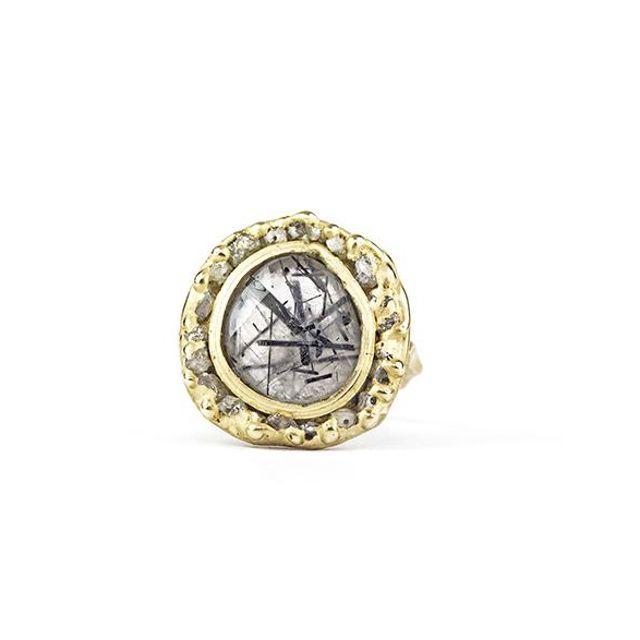 Emilie Shapiro Solar Plexus Ring