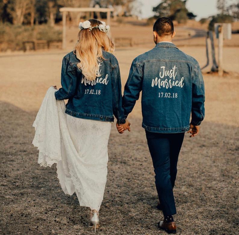 Matching Couples' Jackets