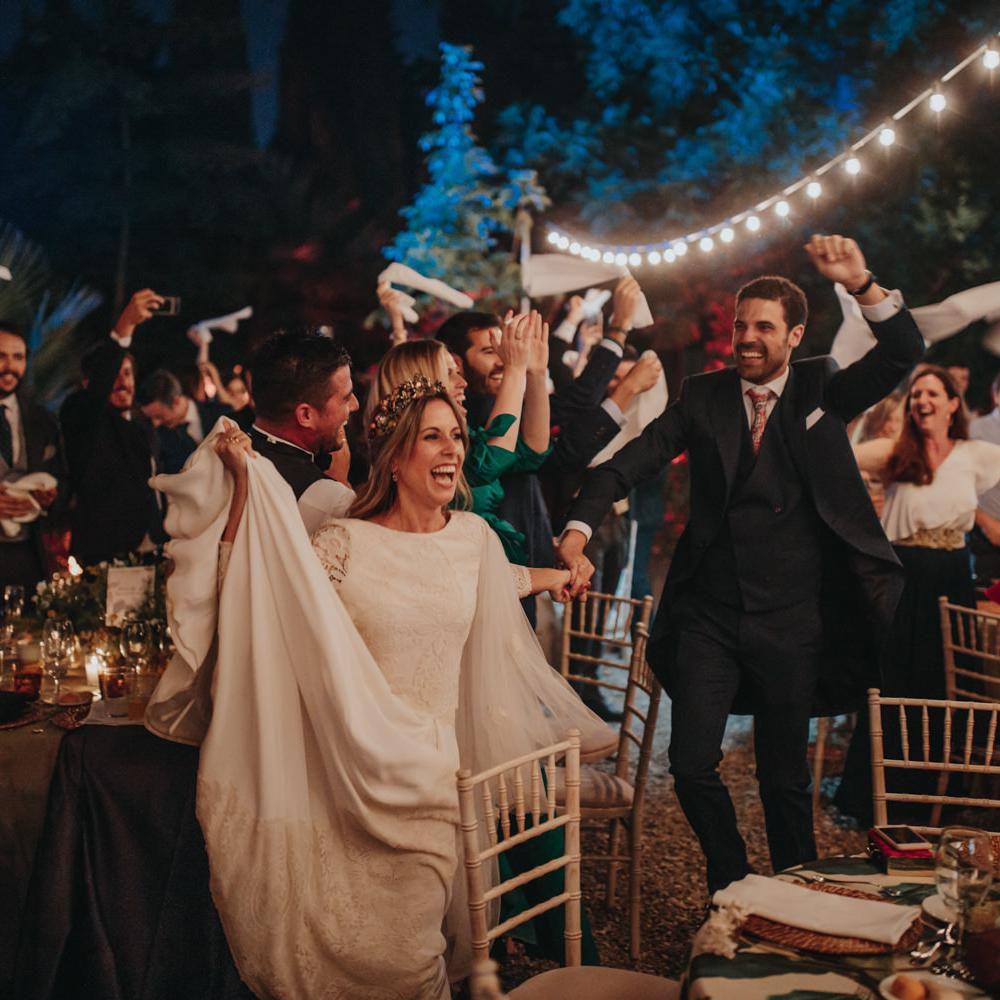 57 Rock Songs To Add To Your Wedding Playlist