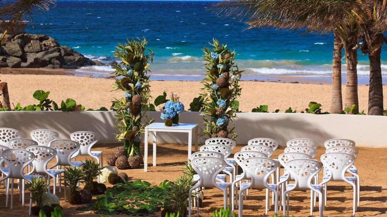 Find Your Dream Destination Wedding Venue In San Juan Puerto Rico