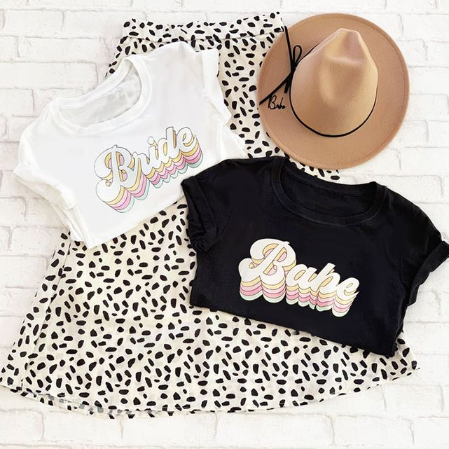 ModParty Bachelorette Shirts