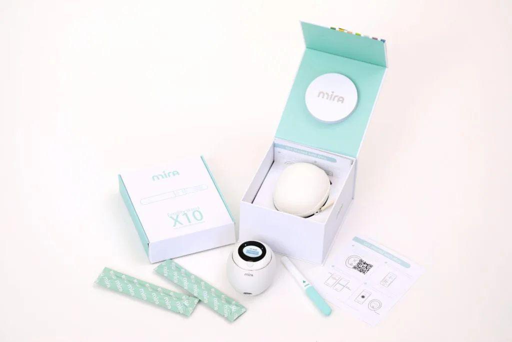 Mira Fertility Starter Kit